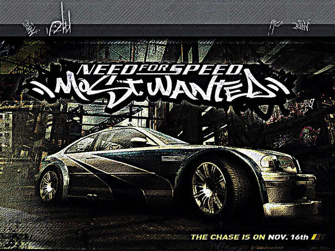 NFS UNDERGROUND 2 +NFS MOST WANTED RIP PC ...